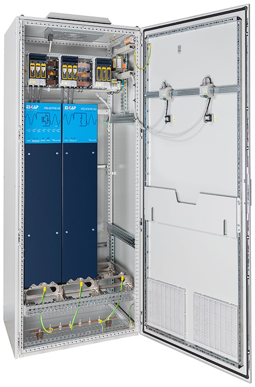 Produktbild Hybrider Power Conditioner PQi HYBRID offen